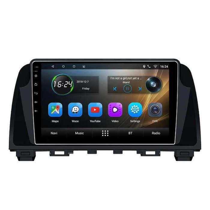 """Radio Navegador GPS Android para Mazda 6 (10,2"""")"""