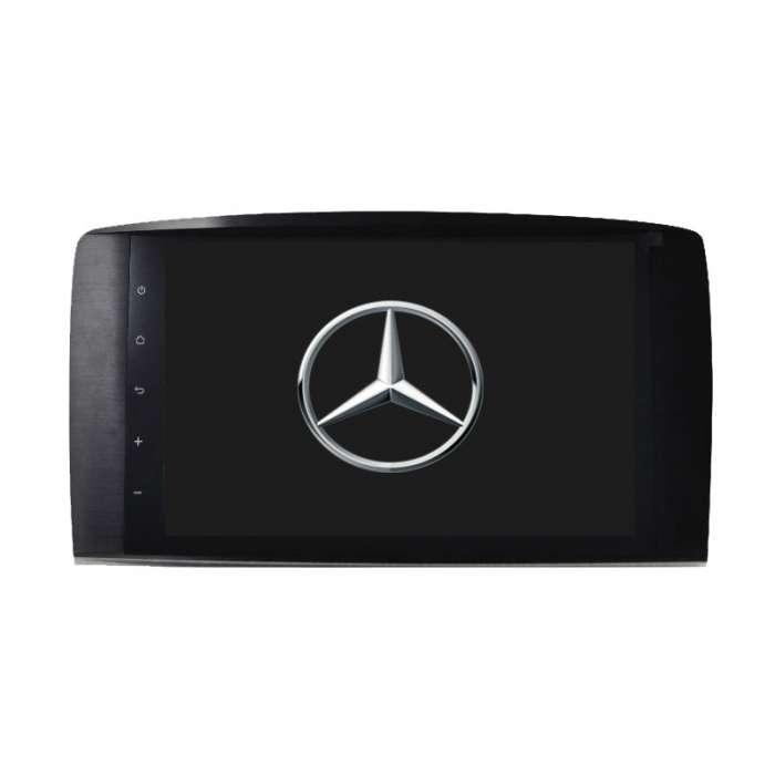 """Radio Navegador GPS Android para Mercedes Clase R (9"""")"""