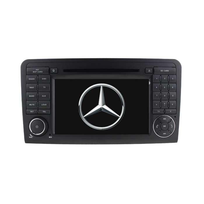 "Radio DVD Navegador GPS Android para Mercedes Clase ML / GL  (7"")"