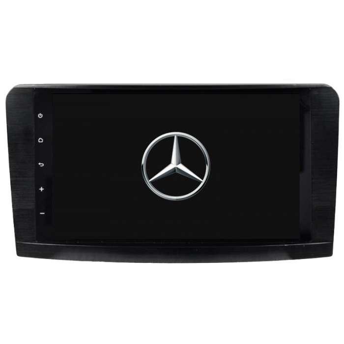 "Radio Navegador GPS Android para Mercedes Clase ML / GL  (9"")"