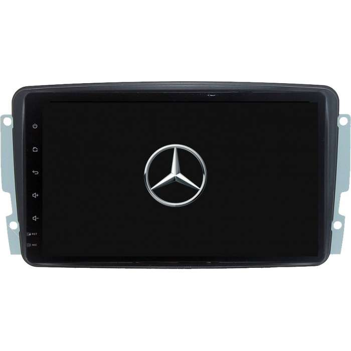 "Radio Navegador GPS Android para Mercedes Clase C (7"")"