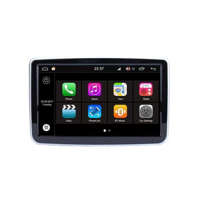 """Radio DVD Navegador Modelo S200 Android para Mercedes Clase A / B / CLA / GLA (9"""")"""
