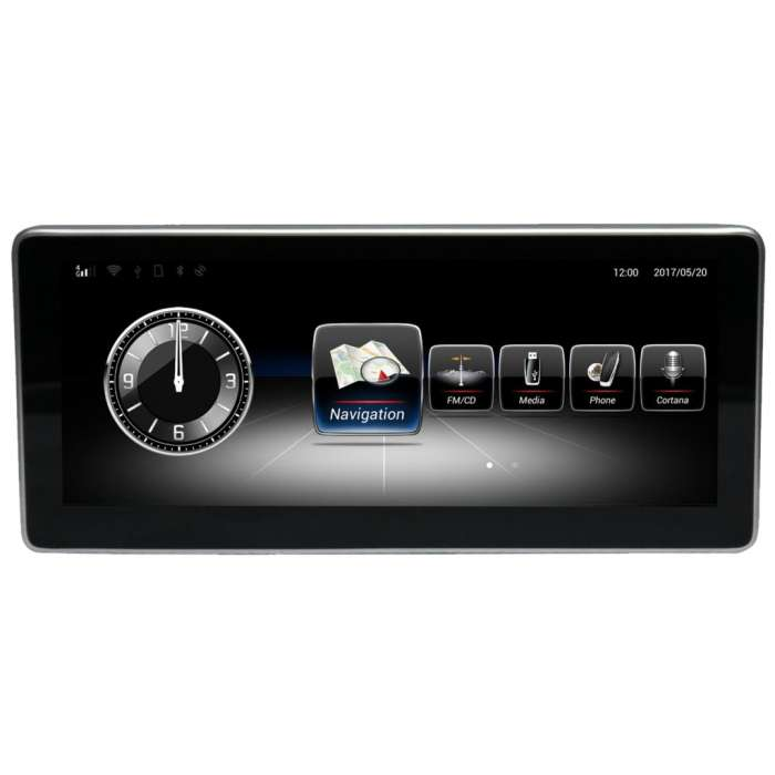 "Monitor Navegador Android 4G LTE para Mercedes Clase C / GLC (10,25"")"