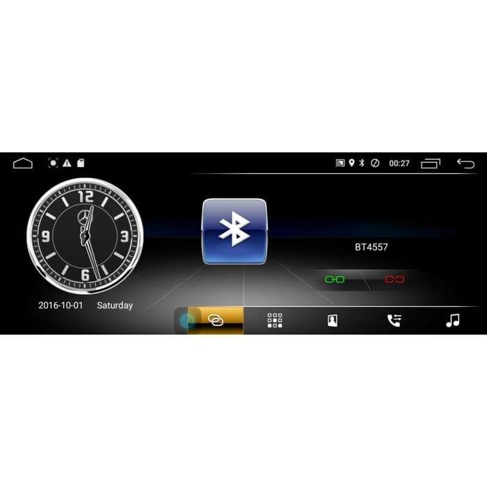 "Radio Navegador GPS Android para Mercedes Clase C (10,25"")"