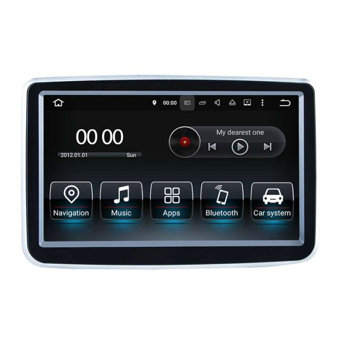 """Radio Navegador GPS Android para para Mercedes A / B / CLA / GLA / G (8"""")"""