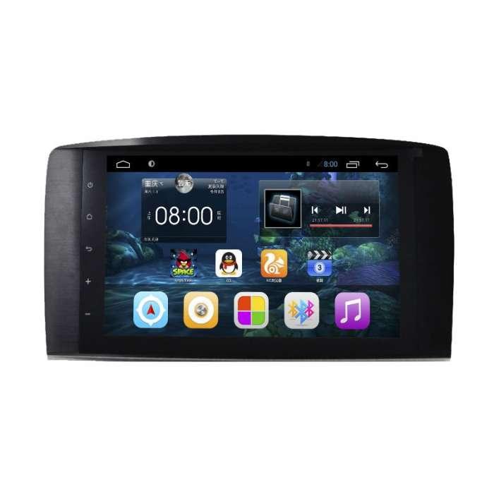 "Radio Monitor Navegador Android para Mercedes Clase R (9"")"