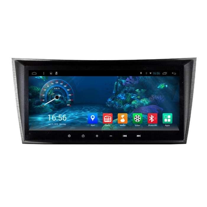 """Radio Navegador GPS Android para para Mercedes Clase E (8,8"""")"""