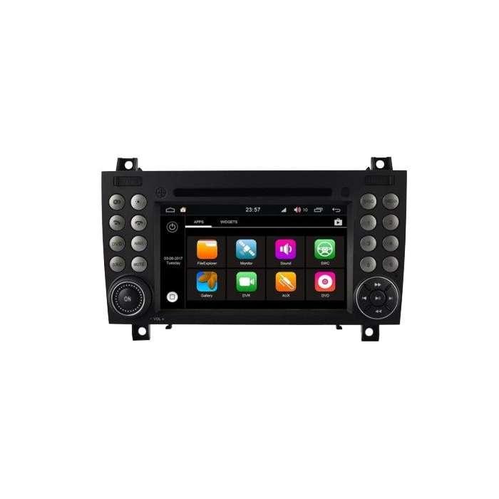 """Radio DVD Navegador Modelo S200 Android para Mercedes Clase SLK (7"""")"""