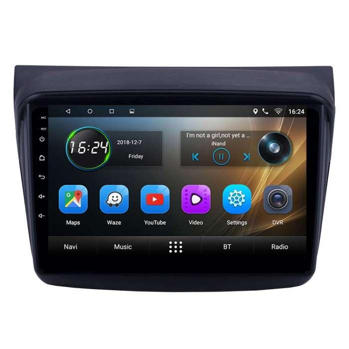 "Radio Navegador GPS Android para Mitsubishi Montero Sport (9"")"