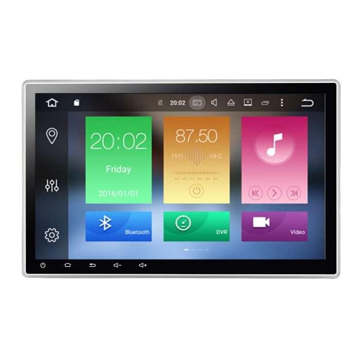 """Pantalla GPS Android 1 DIN Universal (10,1"""")"""