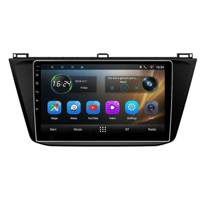 "Radio Navegador GPS Android para Volkswagen Tiguan (10,2"")"