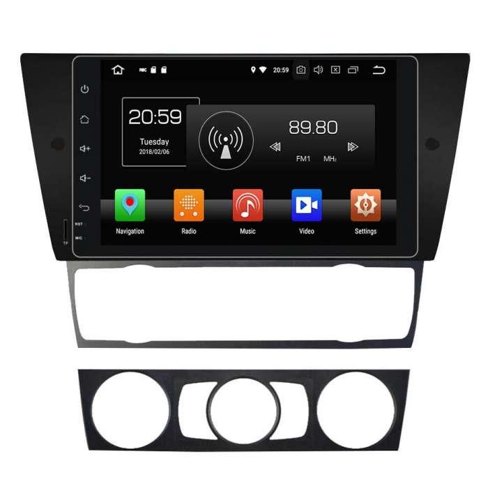 "Radio Navegador GPS Android para BMW Serie 3 (9"")"