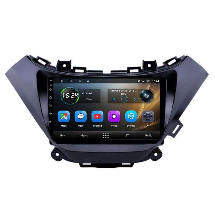 "Radio Navegador GPS Android para Chevrolet Malibu (9"")"