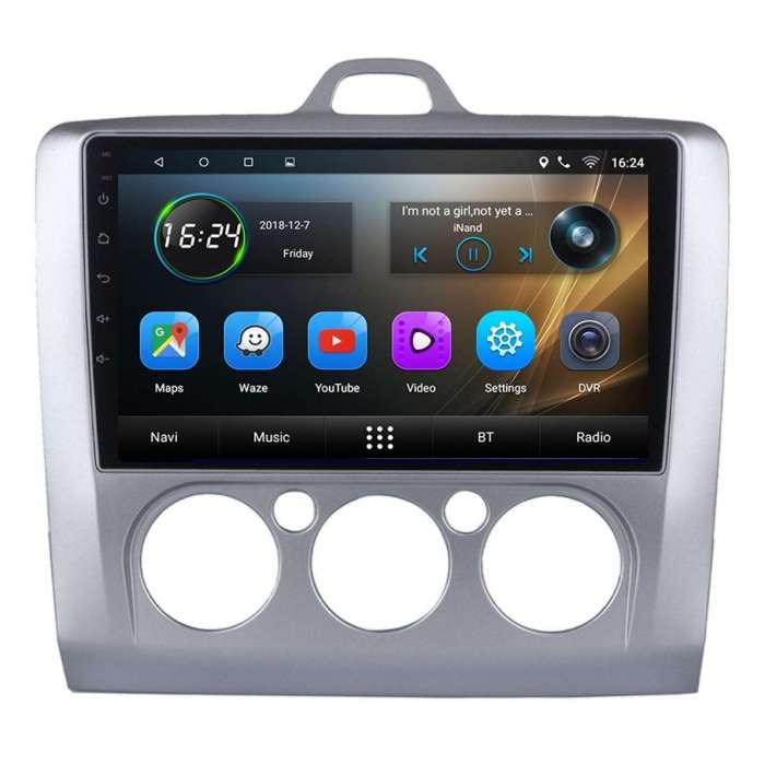 "Radio Navegador GPS Android para Ford Focus (9"")"