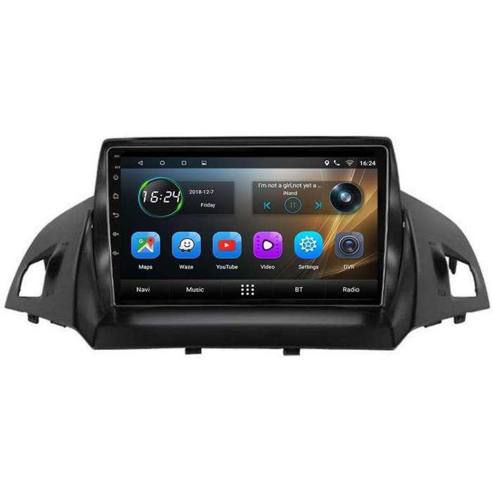 """Radio Navegador GPS Android para Ford Kuga (9"""")"""
