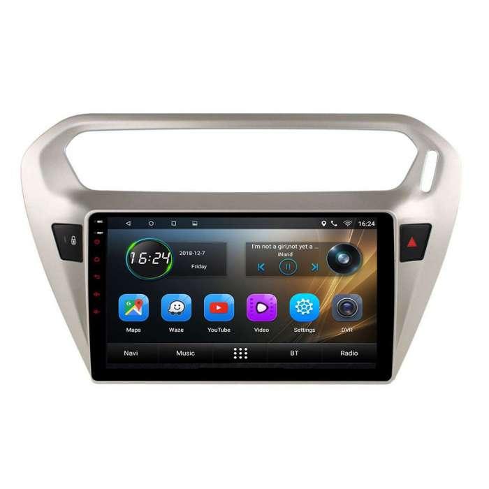 "Radio Navegador GPS Android para Peugeot 301 / Citroen C Elysee (9"")"