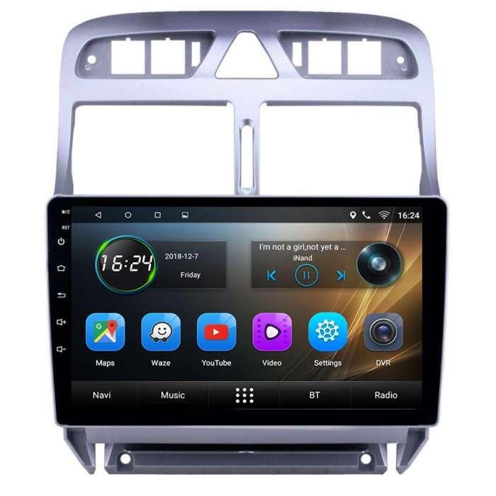"Radio Navegador GPS Android para Peugeot 307 (9"")"