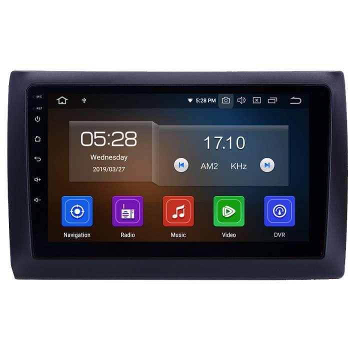 "Radio Navegador GPS Android para Fiat Stilo (9"")"