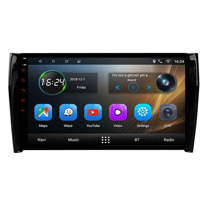 "Radio Navegador GPS Android para Skoda Kodiaq (9"")"