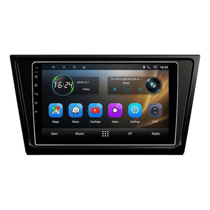 """Radio Navegador GPS Android para Volkswagen Bora (10,2"""")"""