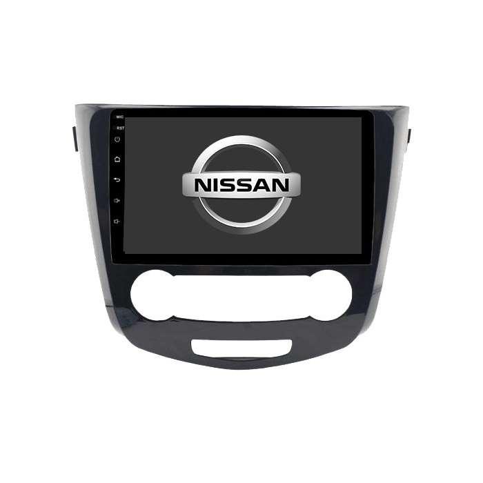 """Radio Navegador GPS Android para Nissan Qashqai / Xtrail (10,2"""")"""