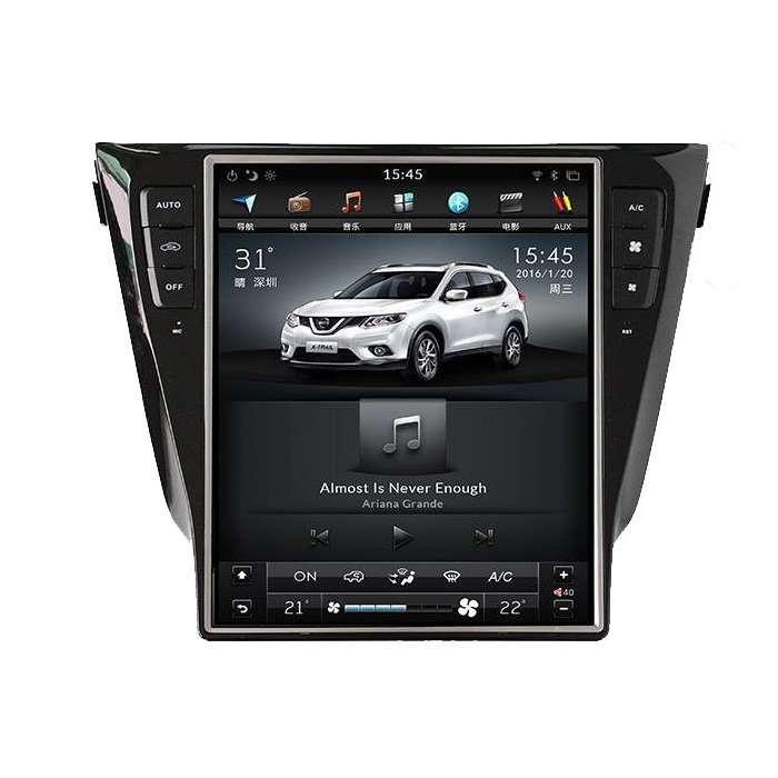 "Radio Navegador Android Tipo Tesla para Nissan Qashqai (12,1"")"