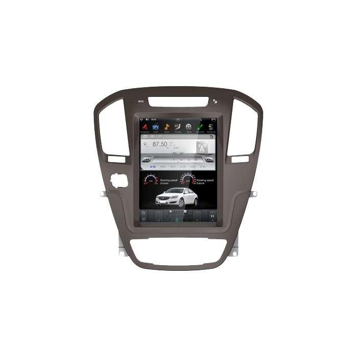 "Radio Navegador GPS Android Tipo Tesla para Opel Insignia (10,4"")"