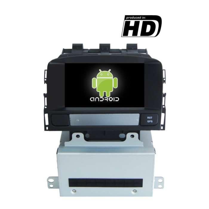 "Radio DVD GPS HD para Opel Astra J / Antara / Vectra (7"")"