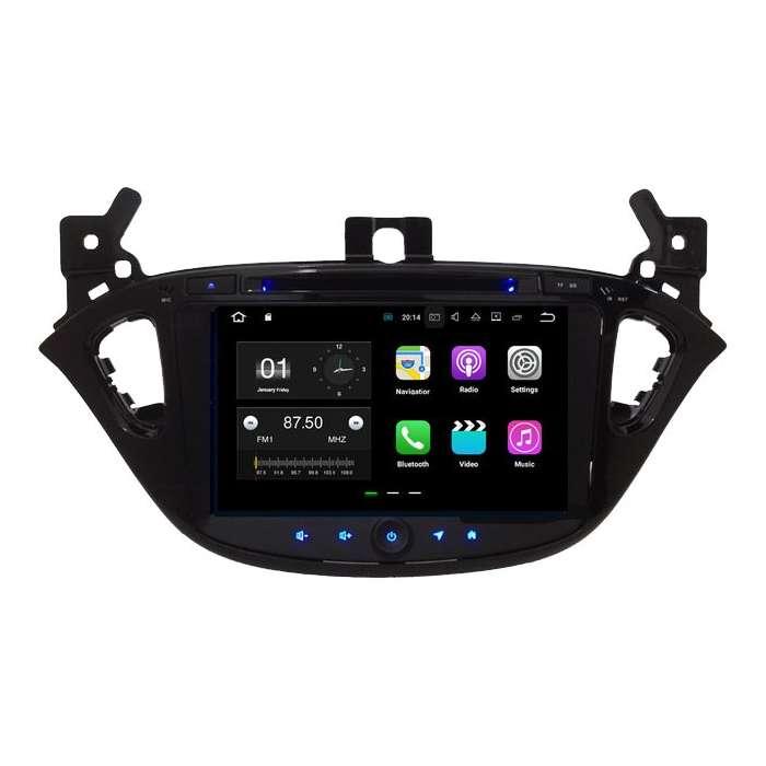 """Radio DVD GPS Android para Opel Corsa E (8"""")"""