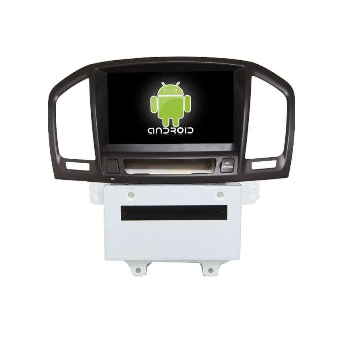 "Radio DVD Navegador GPS Android para Opel Insignia (8"")"