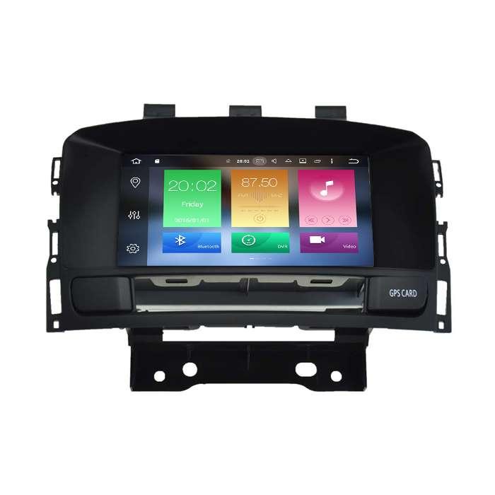 "Radio DVD Navegador GPS 4GB RAM Android para Opel Astra J / Antara / Vectra (7"")"