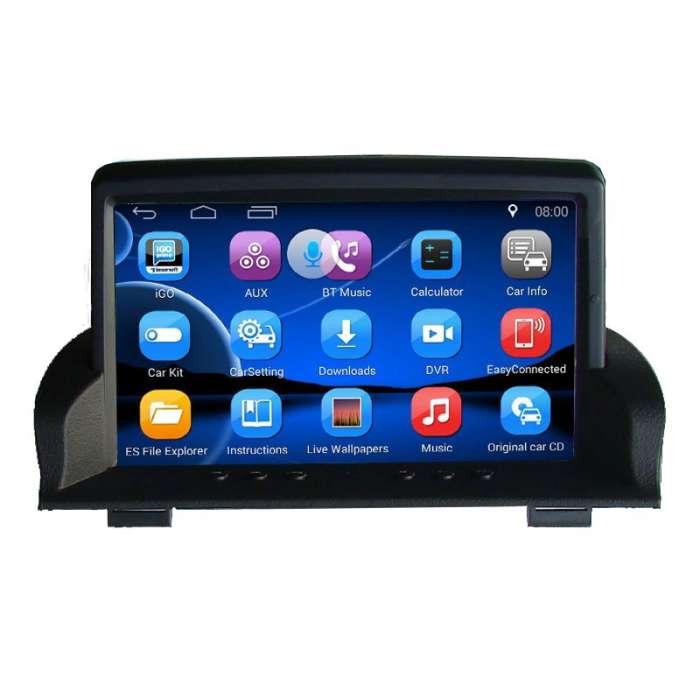 "Radio Navegador GPS Android para Peugeot 307 (7"")"
