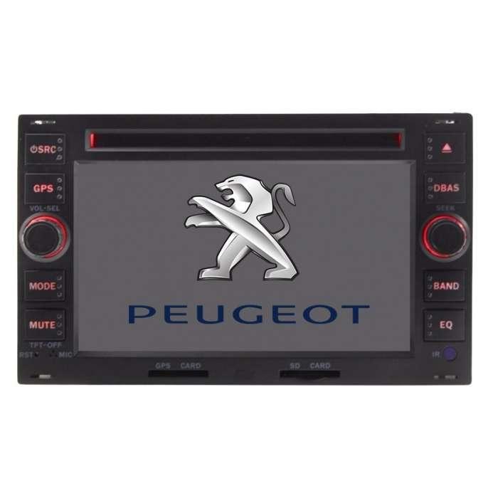 "Radio Navegador GPS Android para Peugeot 307 (6,5"")"