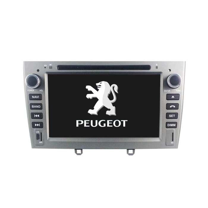 "Radio DVD Navegador GPS Android para Peugeot 308 / 408 (7"")"
