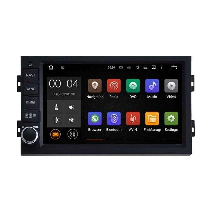 """Pantalla Navegador GPS Android para Peugeot 308 (7"""")"""