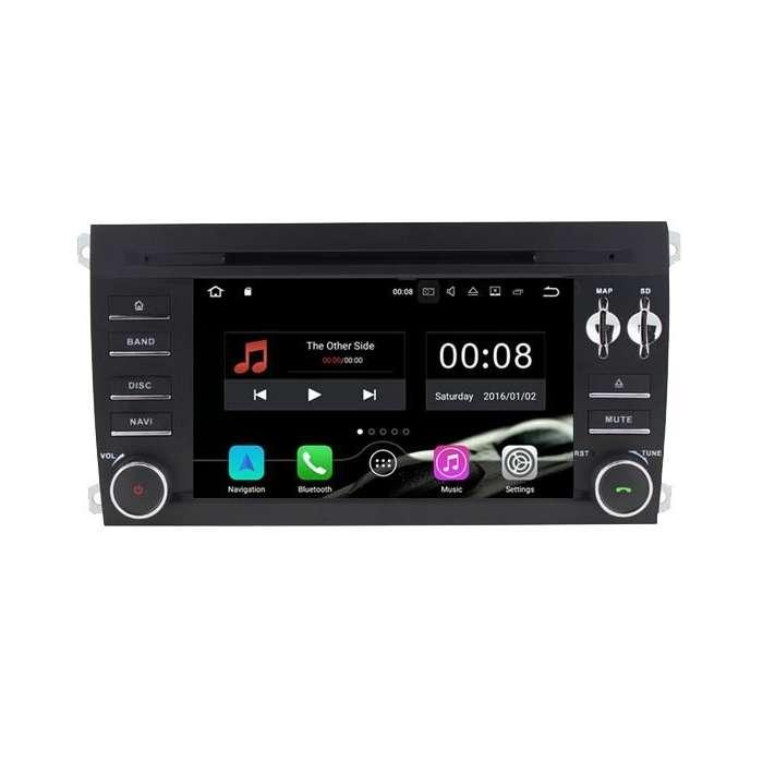 """Radio DVD Navegador GPS Android para Porsche Cayenne (7"""")"""