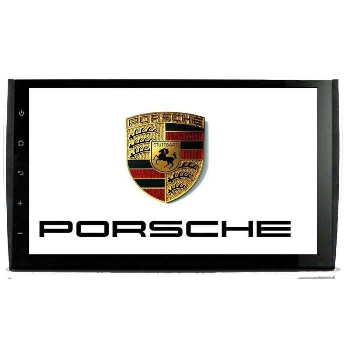 """Radio Navegador GPS Android para Porsche Cayenne (9"""")"""
