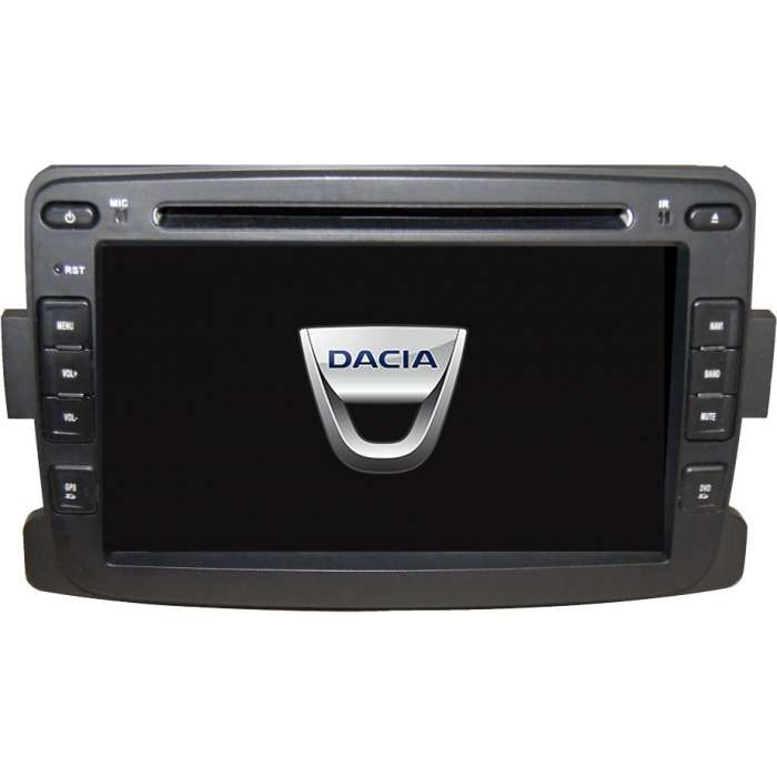 "Navegador GPS Android Octa Core 4G LTE para Dacia / Renault (7"")"