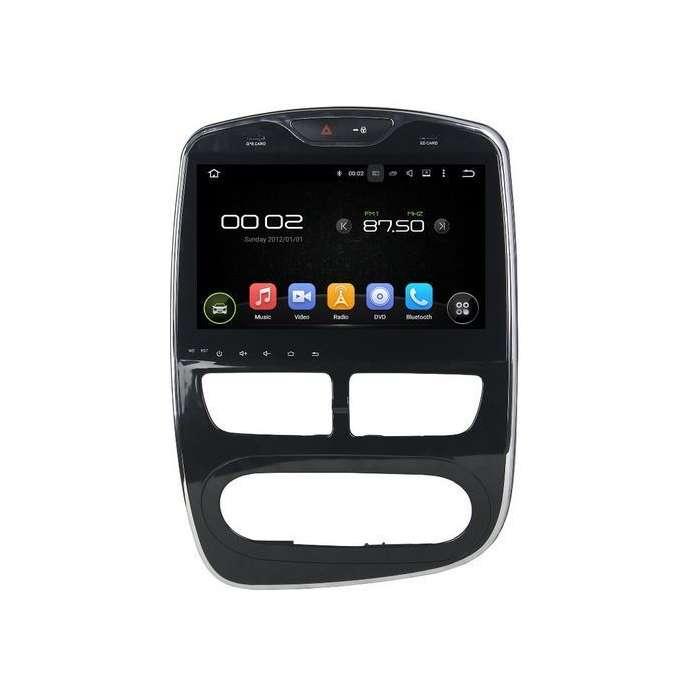 """Pantalla GPS Android Octa Core para Renault Clio (10,1"""")"""