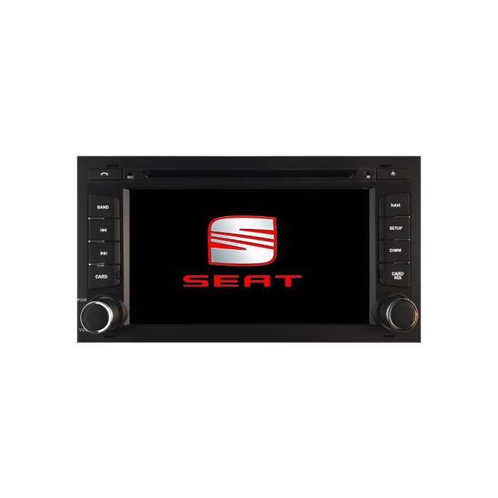 "Radio DVD Navegador Android para Seat Ateca (8"")"