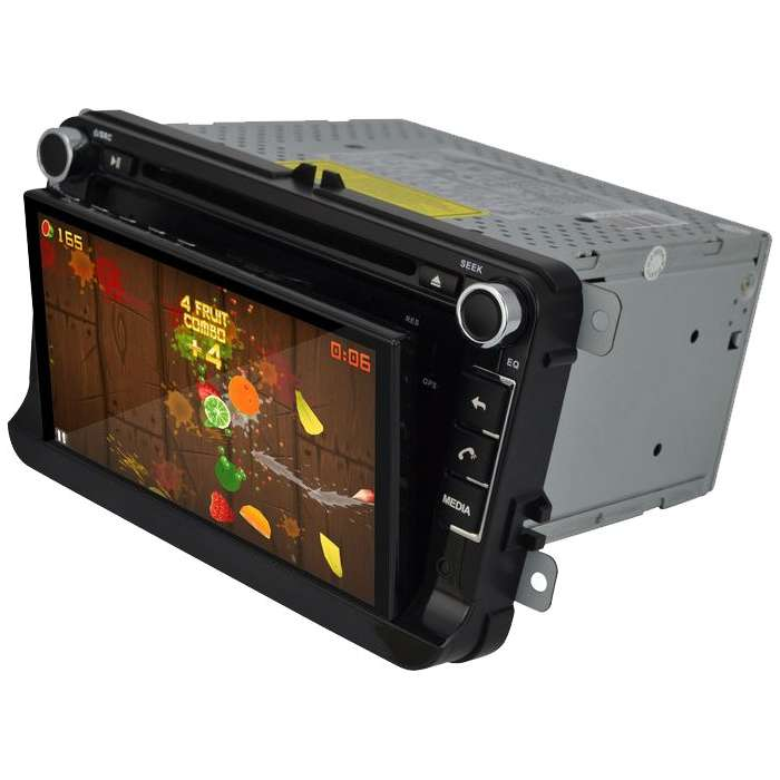 "Tablet DVD Navegador GPS y TDT Android para Volkswagen / Seat / Skoda (7"")"