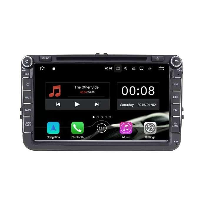"Radio DVD Navegador GPS Android para Volkswagen / Seat / Skoda (8"")"