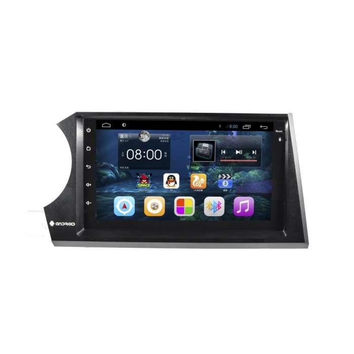 """Radio Navegador GPS Android para SsangYong Actyon / Kyron (8"""")"""
