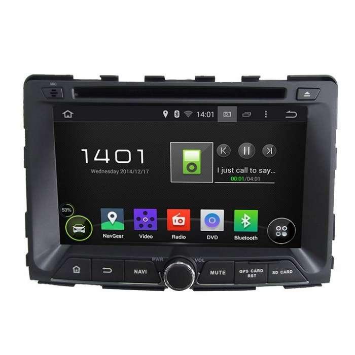 """Radio DVD Navegador GPS Android para SsangYong Rexton (8"""")"""