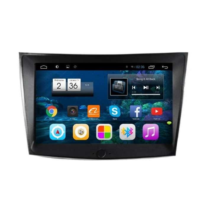 "Radio Navegador GPS Android para SsangYong Tivoli (8"")"