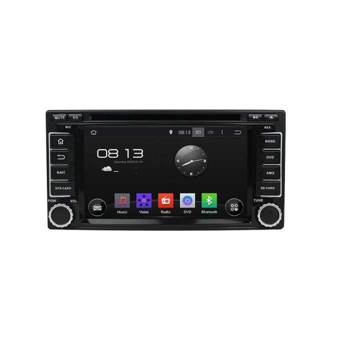 "Radio DVD Navegador GPS Android para Subaru Forester (7"")"