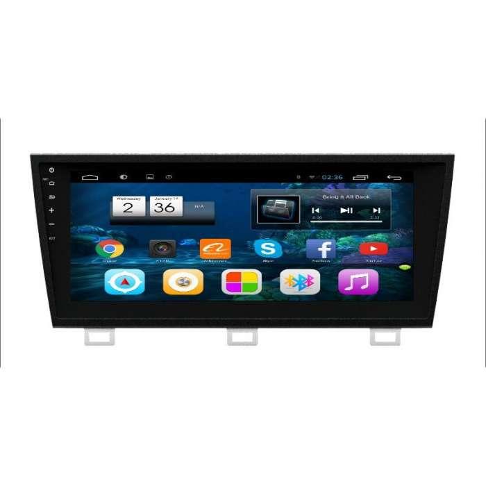 "Radio Navegador GPS Android para Subaru Outback (10,4"")"