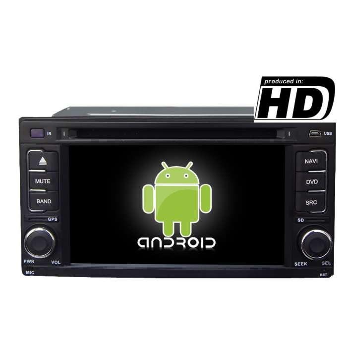 "Radio DVD Navegador GPS Android para Subaru Forester / Impreza (7"")"