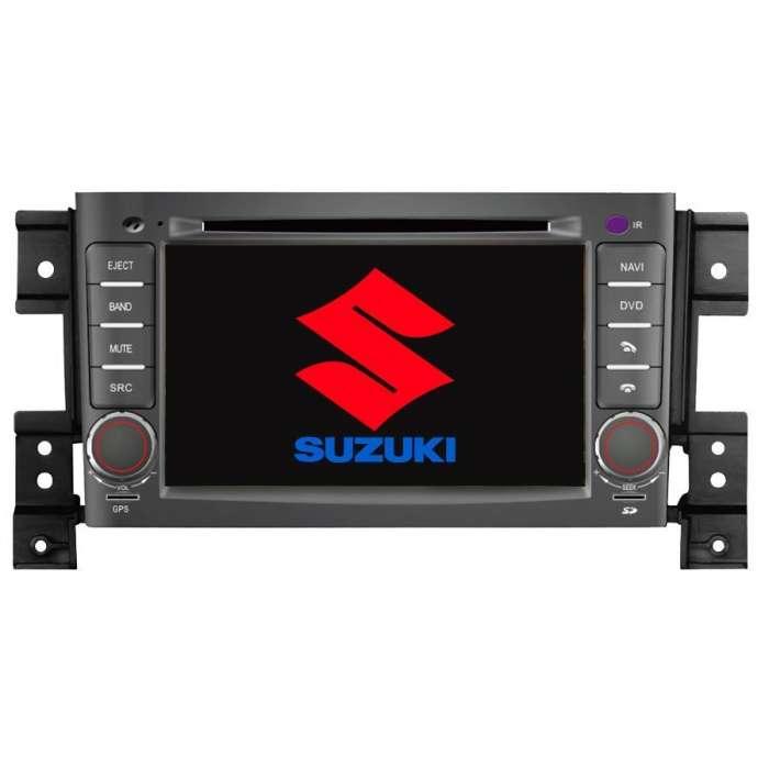"""Radio DVD Navegador GPS Android para Suzuki Vitara (7"""")"""