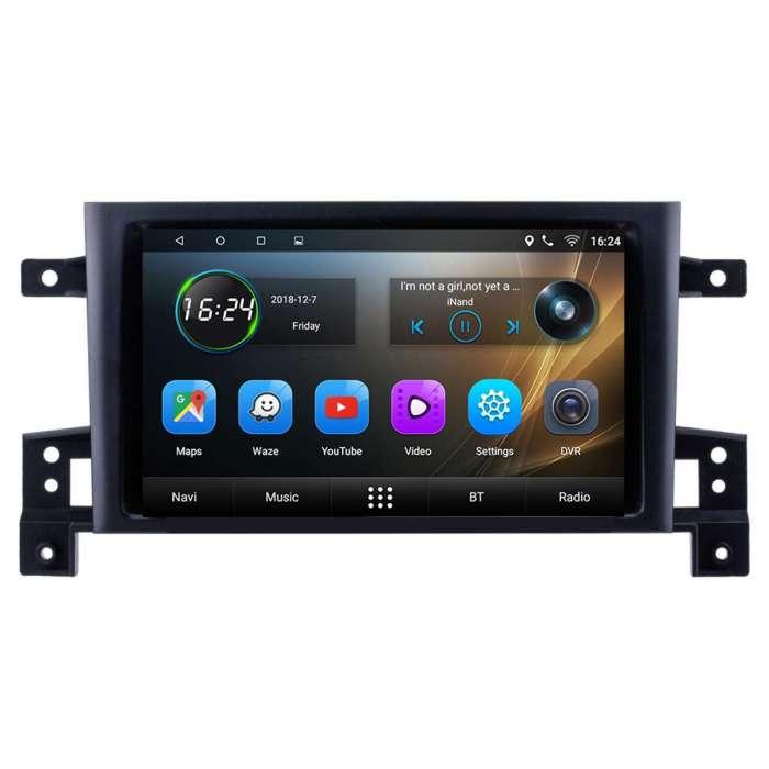 """Radio Navegador GPS Android para Suzuki Grand Vitara (7"""")"""